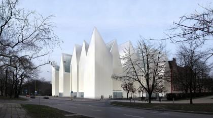 Filharmonia zostanie najlepszym obiektem architektonicznym Europy?