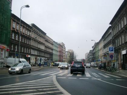 Czemu Aleja Wojska Polskiego nie jest sercem miasta?
