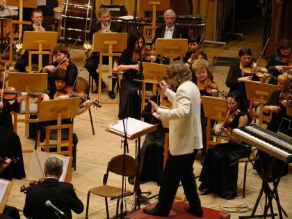 Jak wyglądał pierwszy koncert inauguracyjny Filharmonii Szczecińskiej?